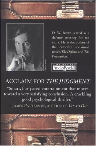 9781586210656: The Judgment