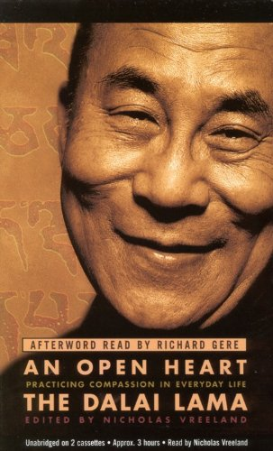 An Open Heart: Practicing Compassion in Everyday Life (1586211994) by Dalai Lama XIV