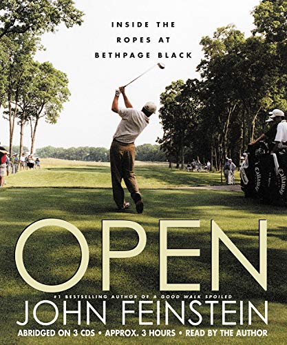 9781586214951: Open: Inside the Ropes at Bethpage Black