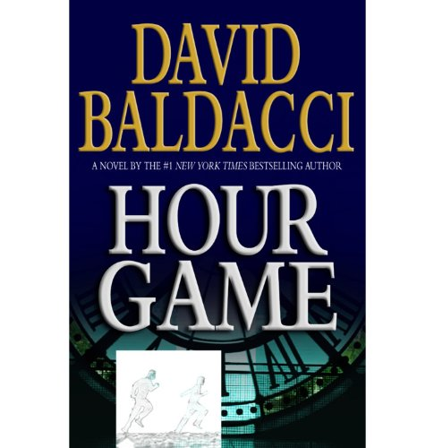9781586217020: Hour Game (King & Maxwell)