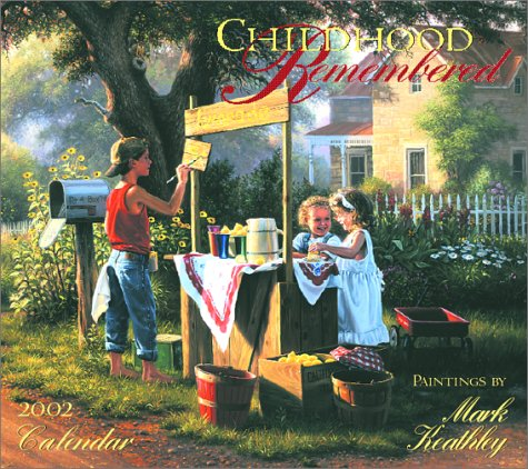 9781586253028: Childhood Remembered 2002 Wall Calendar