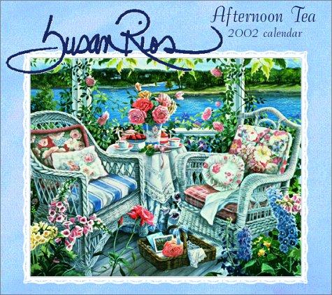 9781586254087: Afternoon Tea 2002 Wall Calendar