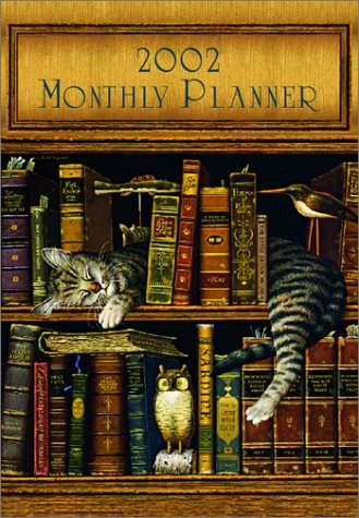9781586255213: Frederick the Literate 2002 Monthly Calendar Planner