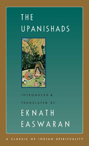 9781586380212: Upanishads (Easwaran's Classics of Indian Spirituality)