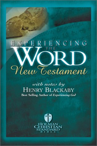 Experiencing the Word New Testament-Hcsb (Holman Christian Standard Bible): #value!
