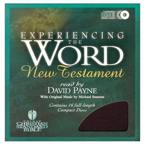 9781586400156: HCSB Experiencing The Word New Testament (Audio CD) (Holman Christian Standard Bible)