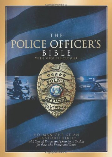 9781586400965: HCSB The Police Officer's Bible