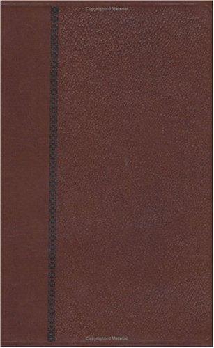 9781586401436: Holman Ultrathin Bible Classic Edition: Holman Christian Standard, Classic, Tan, Bonded Leather, UltraThin