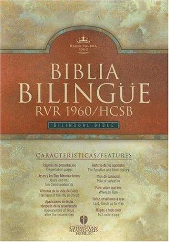 9781586402099: Bilingual Bible-PR-RV 1960/HCSB (Spanish Edition)