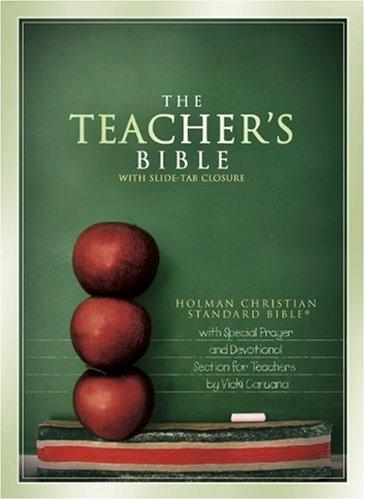 9781586402525: HCSB Teacher's Bible
