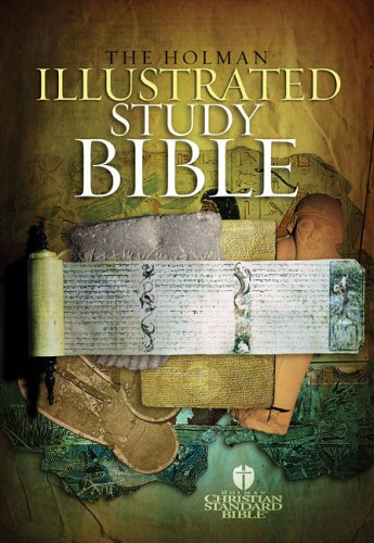 Holman Illustrated Study Bible-HCSB