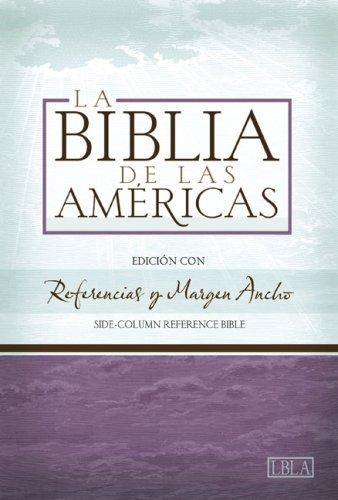 9781586403843: LBLA Biblia con margen ancho y referencias (Spanish Edition)