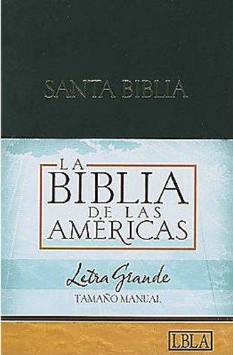 9781586403898: Hand Size Giant Print Bible-Lbla