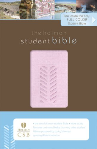 9781586404703: The HCSB Student Bible, Pink