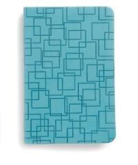 9781586405571: Holman Christian Standard Bible Pocket Size Gift Bible - Aqua Squares