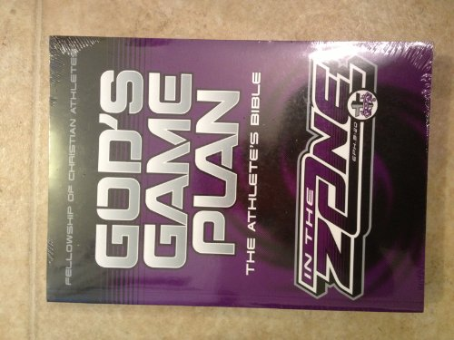 9781586405786: God's Game Plan: The Athletes Bible (In the Zone)