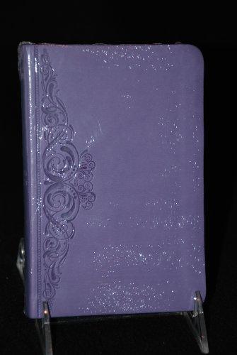 HCSB Pocket Size Gift Bible Lavender Filigree ~ Brand New: HCSB