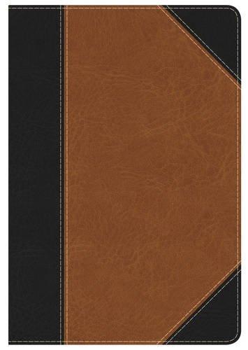 9781586409210: Holman Study Bible: NKJV Edition, Personal Size Black/Tan LeatherTouch