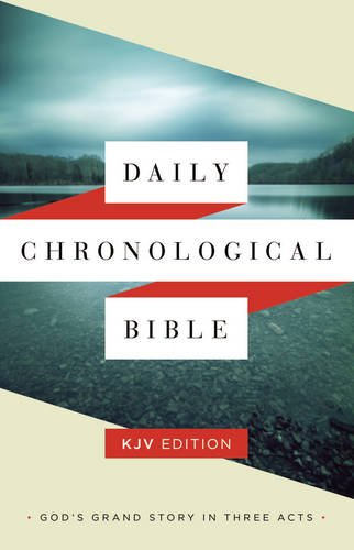 9781586409234: Daily Chronological Bible: KJV Edition, Trade Paper