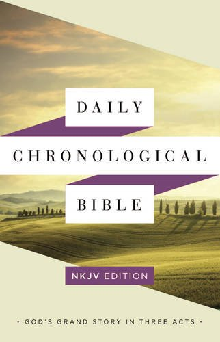 9781586409418: Daily Chronological Bible: NKJV Edition, Trade Paper