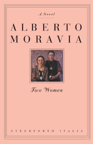 Two Women: Moravia, Alberto