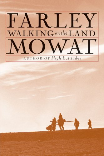 9781586420246: Walking on the Land