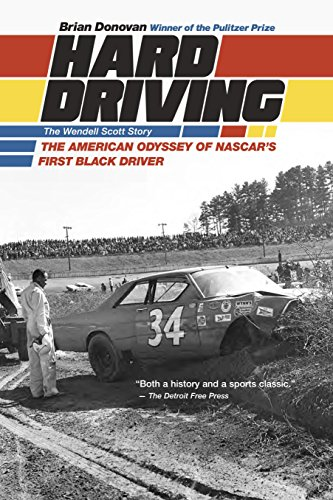 9781586421601: Hard Driving: The Wendell Scott Story