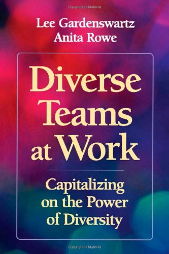 9781586440367: Diverse Teams at Work: Capitalizing on the Power of Diversity