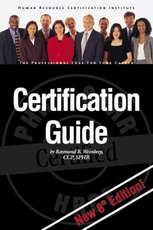 9781586440503: HRCI Certification Guide