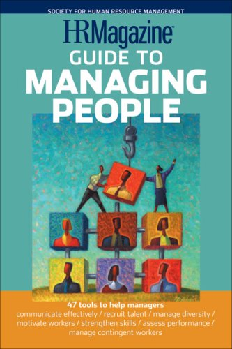 9781586440916: HR Magazine Guide to Managing People