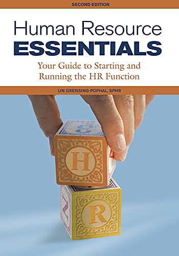 Human Resource Essentials: Your Guide to Starting
