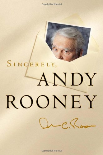 9781586480455: Sincerely, Andy Rooney