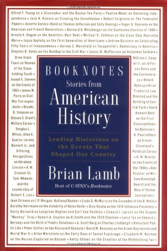 Booknotes: Stories from American History: Leading Historians: Lamb, Brian