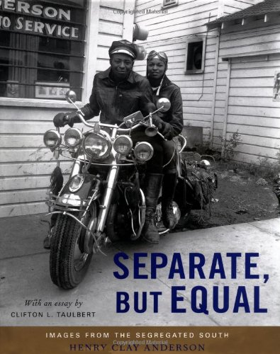 9781586482367: Separate, But Equal: Images from the Segregated South