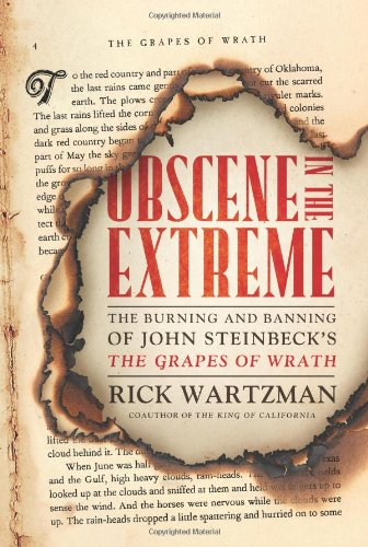 Obscene in the Extreme: The Burning and: Wartzman, Rick