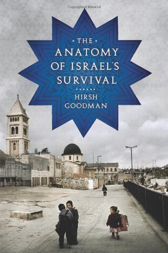 9781586485290: The Anatomy of Israel's Survival