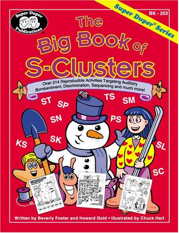 Big Book of S Clusters: Beverly Foster, Howard