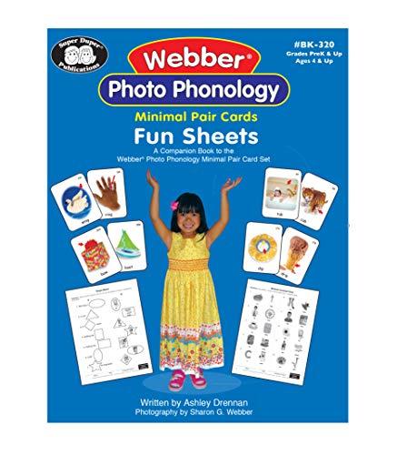 9781586504885: Webber Photo Phonology Minimal Pair Cards FUN Sheets