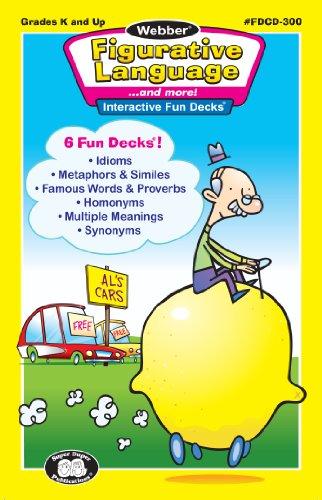 9781586506643: Webber Figurative Language Interactive Fun Decks CD-ROM