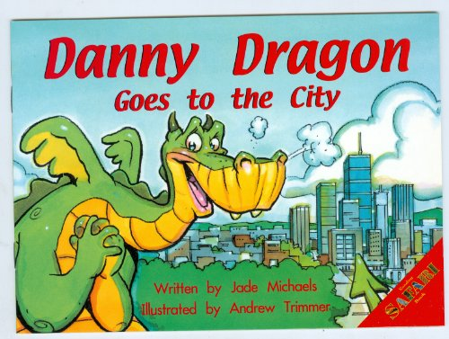 Danny Dragon Goes to the City: Jade Micheals
