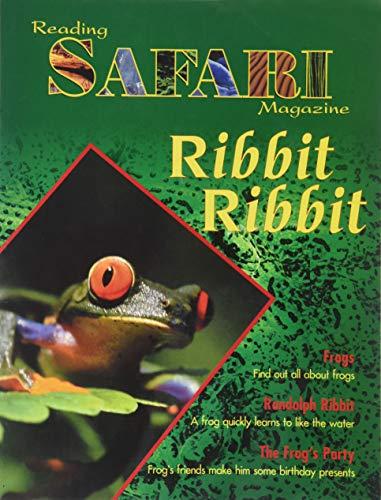 Reading Safari Magazine: Ribbit Ribbit: Mundo Publishing