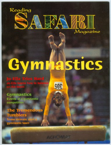 9781586530488: Reading Safari Magazine: Gymnastics