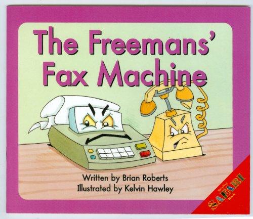 The Freemans' Fax Machine: Brian Roberts