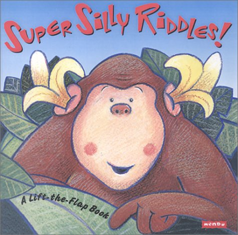 Super Silly Riddles (1586538543) by Faulkner, Keith
