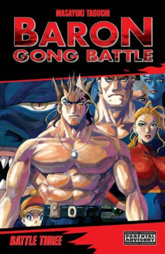9781586556884: Baron Gong Battle Vol. 3 (v. 3)