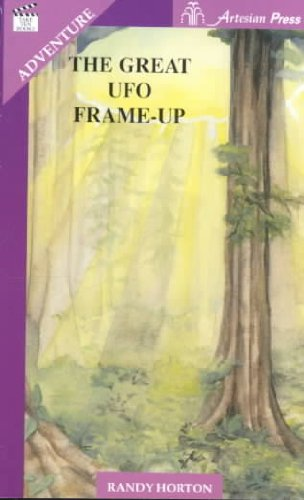9781586590123: The Great Ufo Frame-Up (Take Ten: Adventure)