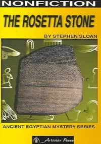 The Rosetta Stone (Ancient Egyptian Mystery): Sloan, Stephen
