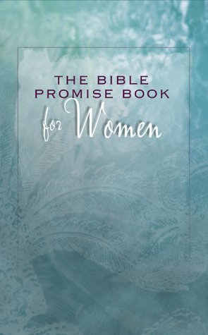 Bible Promise Book for Women: Barbour Books Staff