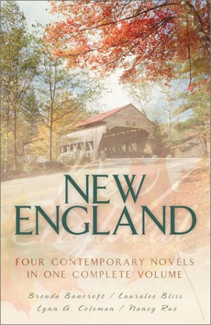 9781586601409: New England: Mockingbird's Song/Retreat to Love/Mountaintop/Sea Escape (Inspirational Romance Collection)