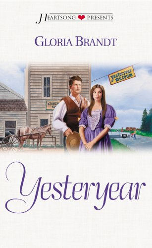 9781586601652: Yesteryear (Heartsong Presents, No. 418)